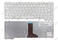 Клавиатура TOSHIBA Satellite L735 (RU) белая