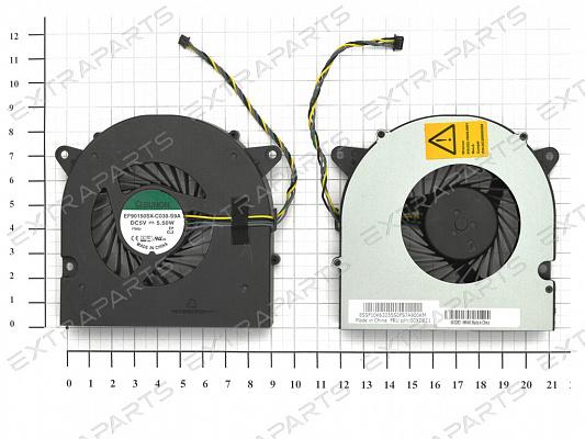 Вентилятор LENOVO IdeaCentre AIO 510-23ASR (кулер) : Системы охлаждения для ноутбуков LENOVO : ExtraParts.Ru