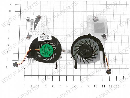 Вентилятор ноутбука HP Mini 110-3000 110-3100 (кулер) : Системы охлаждения для ноутбуков HP-Compaq : ExtraParts.Ru